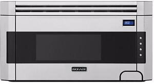 Hood Microwave 60%off NEW / Hotte Micro-ondes 2picu Stainless Viking