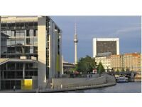 4 DAY BERLIN TRIP for 2 Adults - 17/04/18 - GLASGOW AIRPORT
