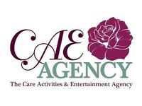 PERFORMERS & ACTS NEEDED FOR ONGOING GIGS AT CARE HOMES