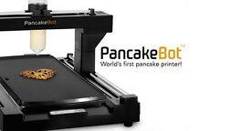 Brand New Pancakebot - Unopened (Pancake printer from Kickstarter)