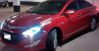 2013 Hyundai Sonata Hybrid Limited w/Technology Pkg Sedan