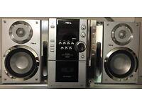 Aiwa XR-MN5 High Power Micro System