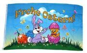Fahne Ostern