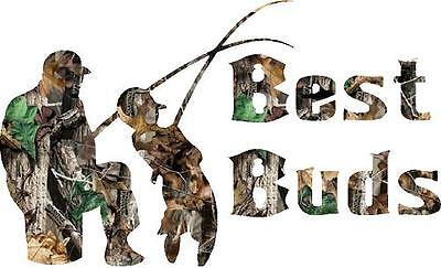 Best Buds  sticker (available in several vinyl colors) or Camo , leave a