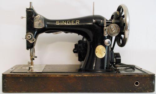 1936 Singer Sewing Machine Ebay