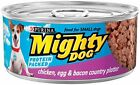 Mighty Bacon Dog Food