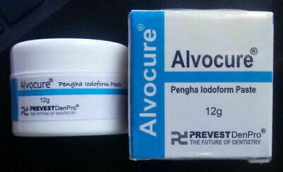 12gm Alvocure Dry Socket Heeling Paste Pengha Alveolar Alvogyl One Day Ship