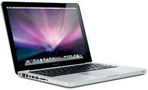 "Macbook Pro 13"" 2012 Aluminum Unibody - Very Good Condition!"