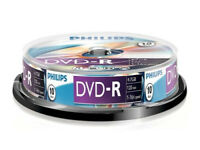 Maxell and Philips dvds