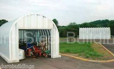 Durospan Steel 18x34x12 Metal Building Kits Diy Home Yard Storage Sheds Direct