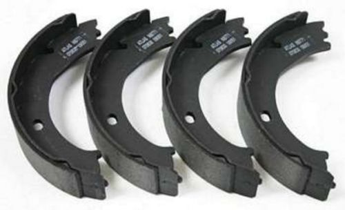 PARKING BRAKE SHOES FORD EXCURSION 2000-2005 // E-250 / E-350 2004-2005