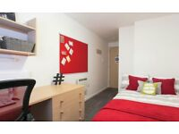 One bedroom student room in the heart of Liverpool