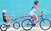 Fahrrad Tandemstange