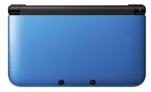 Nitendo 3DS Xl Blue, plus Pokemon Moon no Stylus