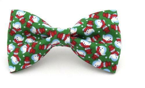 Boys Christmas Bow Ties