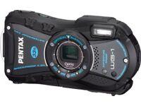 Pentax Optio WG-1 Rugged Waterproof Digital Camera
