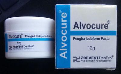 12gm Alvocure Dry Socket Paste - Pengha Alveolar Alvogyl Dental 1day Ship.