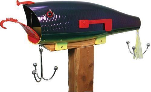 Fish Mailbox Ebay