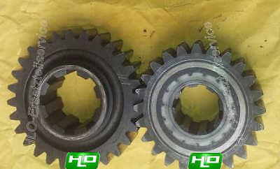 30kmh Schnellgang Zahnradsatz ZF Getriebe A216 Eicher Mammut ED 310 3011 Traktor