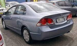2007 Honda Civic Automatic Sedan Mitchell Gungahlin Area Preview