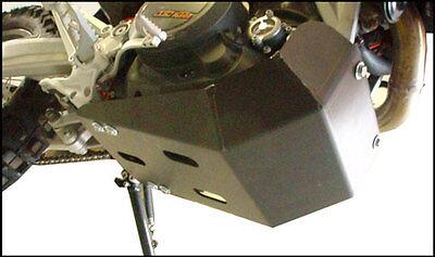 Aluminum Skid Plate for a KTM 690 Enduro R 2009-2018