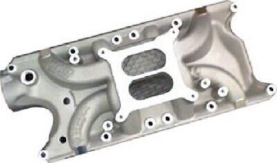 Weiand 8124WND Intake Manifold 289 302 SBF 4150 Aluminum Dual Plane Carbureted