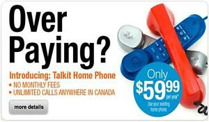 Phone Service with device and year of service only $100
