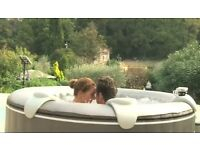 Bubbly Tubs - Hot Tub Hire - free delivery, installation and removal from £90 for 3 nights
