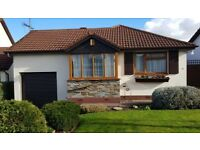 Just available 3 bedroom detached bungalow in Bideford