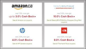 *** Get Cash Back on most of your Online Purchases! *** Oakville / Halton Region Toronto (GTA) image 5