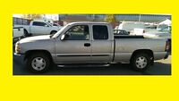 2004 GMC 1500 EXCAB SLE COMES WITH FULL SAFETY INSPECTION