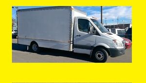 2007 Mercedes SPRINTER CUBE DULLY LIKE NEW