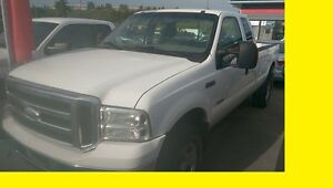2007 FORD F350 XLT DIESEL 4X4 FULLY LOADED WITH SAFETY