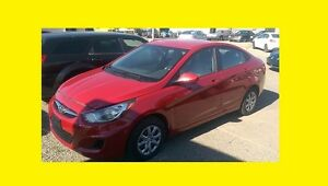 2012 Hyundai Accent LIKE NEW FINANCING FOR EVERYONE