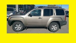 2007 Nissan Xterra 4x4 AUTO LIKE NEW FULL SAFETY INSPECTION