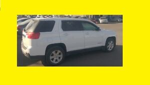 2011 GMC TERRAIN AWD FULL SAFETY INSPECTION LIKE NEW
