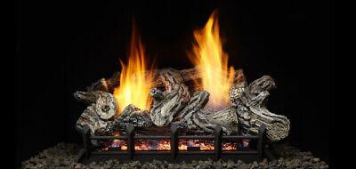 Monessen Riverwood Vent Free Gas Logs   18    Natural Gas