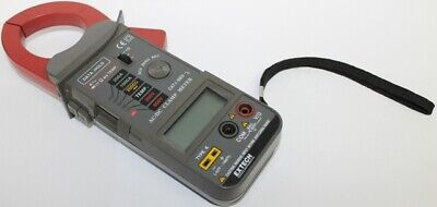 Extech Digital Current Clamp Meter 1000a 2000 Ohm 600v