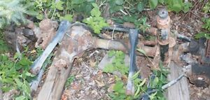 0 IIIII 0 Jeep TJ Axles for parts and use