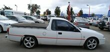 1999 Holden Commodore VS III White 4 Speed Automatic Utility Bellevue Swan Area Preview