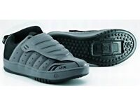 SHIMANO CYCLING SPORTS TRAINERS SHOES WORN ONCE WRONG SIZE HENCE SALE SIZE 46 WITH BOX BARGAIN