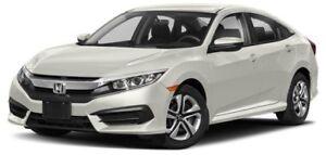 2018 Honda Civic LX Sedan LX CVT