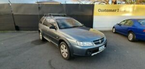 2005 Holden Adventra VZ SX6 D/cloth 5 Speed Automatic Wagon Invermay Launceston Area Preview