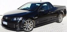 2009 Holden Ute  Black Manual Utility Embleton Bayswater Area Preview