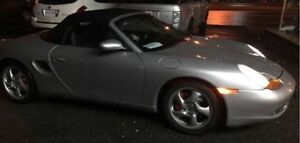 2002 Porsche Boxster S Coupe (2 door)