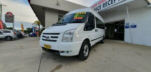 2013 Ford Transit VM MY13 Mid Roof White 6 Speed Manual Bus Macksville Nambucca Area Preview