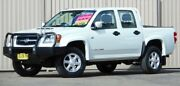 2011 Holden Colorado RC MY11 LX-R (4x4) White 5 Speed Manual Crew Cab P/Up Lismore Lismore Area Preview