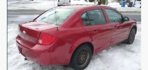 2005 cobalt Only 185 KMS