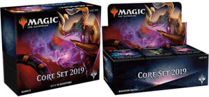 Magic The Gathering Core Set 2019 Available @ Breakaway