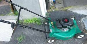 Lawnmower Poulan / Weedeater